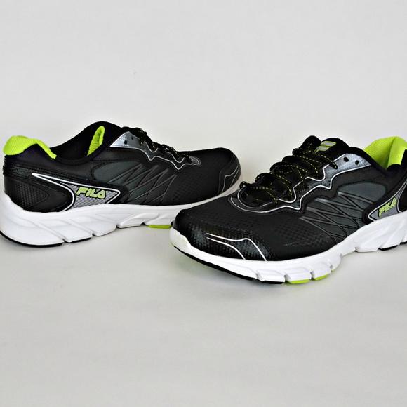 1cdaf1e819c4 Fila Other - Fila Indus Mens Sneakers 12 CoolMax Black Shoes